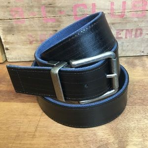 Calvin Klein Reversible Belt Blue & Black Belt